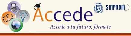 Plataforma de Teleformación ACCEDE, de la Sociedad Insular para la Promoción de las Personas con Discapacidad, SINPROMI S.L